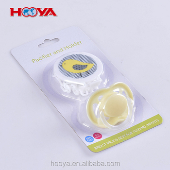baby pacifier and holder can be customize of holder pattern baby teething pacifier chain clip
