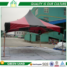 Customized Garden Gazebo Pagoda Tent With Curtains Aluminum
