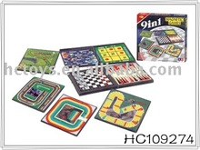 9 In 1 Magnetic Chess Game HC109274