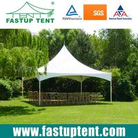 Promotional 5x5m Aluminium Pinnacle Tent for Sale Manufacture in China