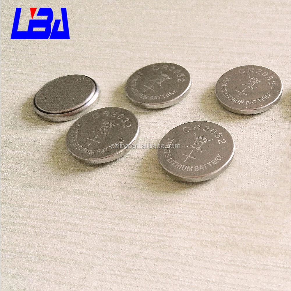 Button Cell Coin battery cr2025 3 volt lithium button cell battery