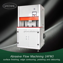 GHAFLOW-8.5 Die Polishing Machine, surface dubrring machine, pipe inside polishing machine.