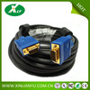 China New Premium SVGA Cable Gold Plated 15P Male to Male VGA Cable