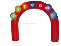 270cmH/9ft Everyday design decoration inflatable arch