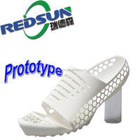 Low cost 3d prototype service,shoes prototype