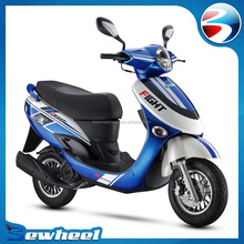 Bewheel 2016 hot sale cheap scooters ciclomotores 50cc do gás
