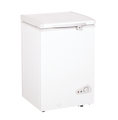 100L To 400L Best Popular Commercial Top Open Single Door Deep Chest Freezer