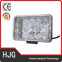 36W auto led driving light factory supply led headlights 12v light for car work
