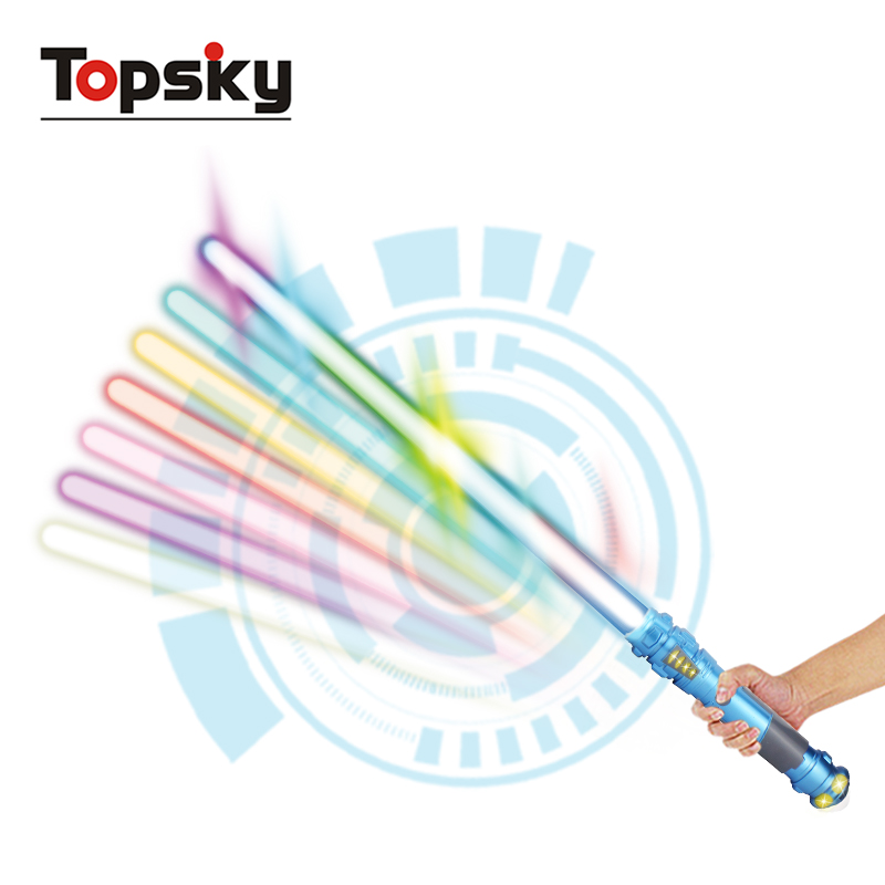 Flashing laser sword light up toy <strong>gun</strong> perfect for kids polychromatic light sword toy