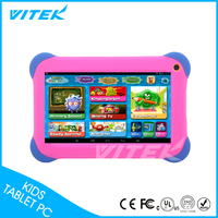 7inch Digital Drawing Tablet For Kids,Education Kids Tablet PC, Wholesale Android Mofing Learning Children Tablet Kids Tablet