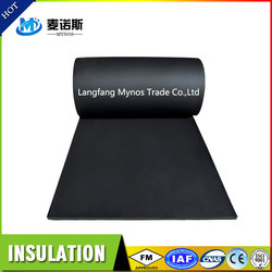 10-30mm Thickness Self-Adhesive Natural Rubber Foam Sheet Roll