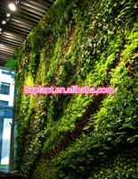 Hot Sale Artificial Garden Decorative Moss Grass Wall plants