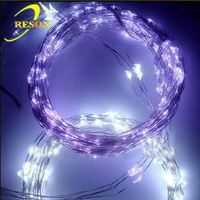 Cheap goods new bright outdoor solar mini lights led string