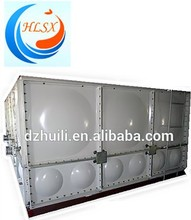 Manufacture direct sale! 10000 liters GRP water storage tank/fiberglass septic and modular water tank