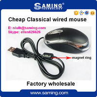 Cheap classical wired mouse for computer