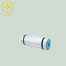 thermal insulation pipe fire resistant aluminum foil XPE polyurethane foam insulation