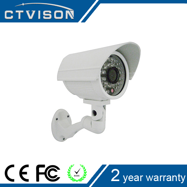 Outdoor HD 720P cctv face recognition camera 30 meters infrared night vision
