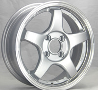 ZCC-487 precise pressurization alloy wheel for car