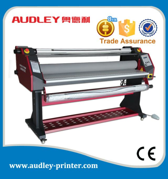 automatic hot cold multi-function laminator ADL-1600H5+