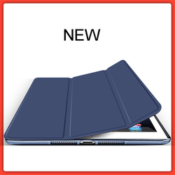 Flip pu leather cover tablet stand smart sleep wake function case for ipad 2 3 4