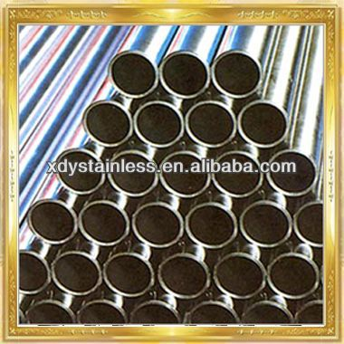 stainless steel tube Handrail Appliance Stainless Steel Irregular Pipe/Slot Pipe/Elliptical Pipe
