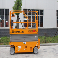 Lift Capacity 320kg best price manlifts for sale