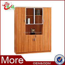 new modern functional hot sale melamine file cabinet bookshelf