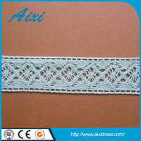 Wholesale popular neck lace embroidery lace fabric