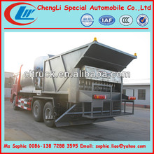 HOWO 6x4 asphalt sealer spray,asphalt spray truck
