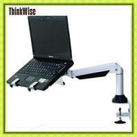 Think wise S107 NEW Design!!!Factory Manufacturing Custom Modern Stylish Acrylic Laptop monitor arm stand