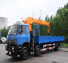 SITONG Hot Sale Telescopic Boom Truck Mounted Ace Crane Knuckle Boom Crane