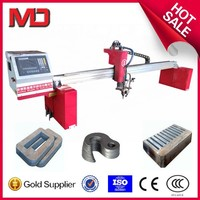 Iron/ Stainless Steel/ aluminum/ CNC Plasma Cutting Machine,Metal Plasma Cutting MD-2540G-ST