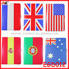 Wholesale Market Sell ipad Leather Case Printed World Flag