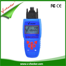 V-checker V500 obd diagnostic tools motorcycle european car scanner