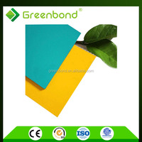 Greenbond acp/acm exterior wall decorative panel