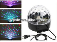 6X3w RGB LED Color Change Disco Stage Light