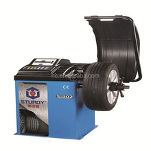China Cheap Used Wheel Balancer with CE
