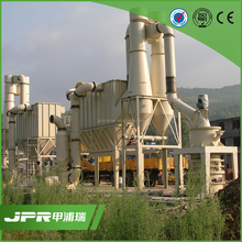 Chalk grinding device Bentonite clay powder grinding mill machine