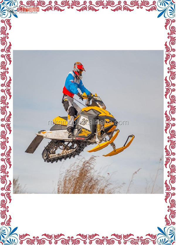 Shock resistant Outdoor Sports 150Cc Atv Snowmobile for sale with CE approved
