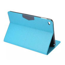 Leather Stand Cover for iPad Mini 4 Mini4 Tablet PC Case, for ipad mini 4 cover