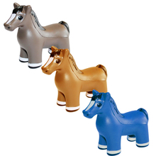 PU Horse foam ball anti stress toy promotional product