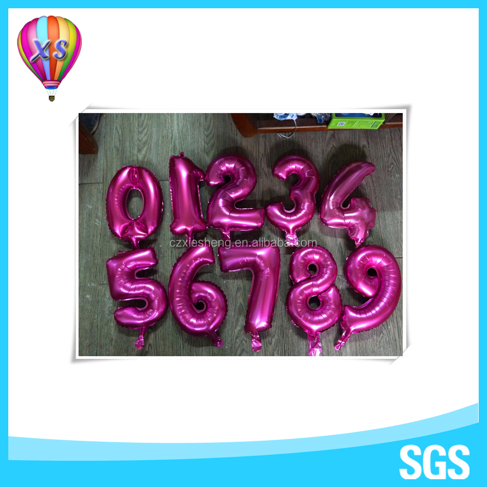 Thanksgiving day Balloons for party decoration and toys to kids