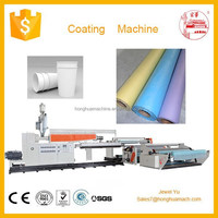 High speed paper and plastic coating machine