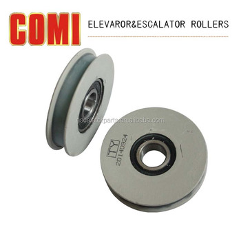 D65*13*6202 Elevator door roller for Hitachi elevator parts elevator roller