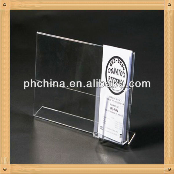 An-c049 Factory Sell High Transparent Price Tag Design/Plastic Price Tags/Jewelry Price Tags