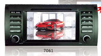 "Two din 7"" in-dash two din HD touch TFT screen special car dvd player with 1080P video format, AV,AUX, USB etc.multifunctions"