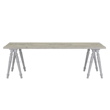 Classic Design Rustic Recycled Wood 240*90*76cm table top china furniture