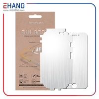 New products high quality factory offer full cover anti-shock screen protector for iPhone 6s