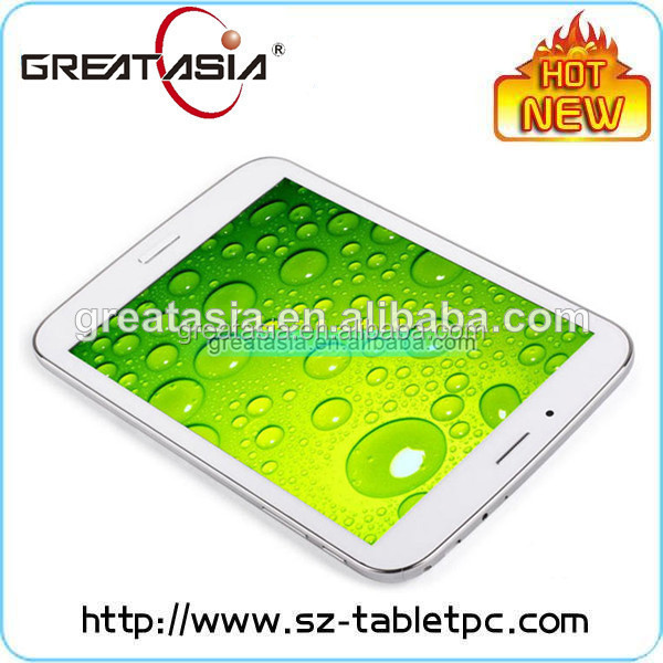 High specification 5000mAh baterry 7.85 inch oem 3g tab pc