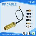 Factory price 100mm 50 ohm cable with IPEX/UFL coaxial cable hanger rg178 cable